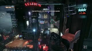Batman Arkham Knight Stealth