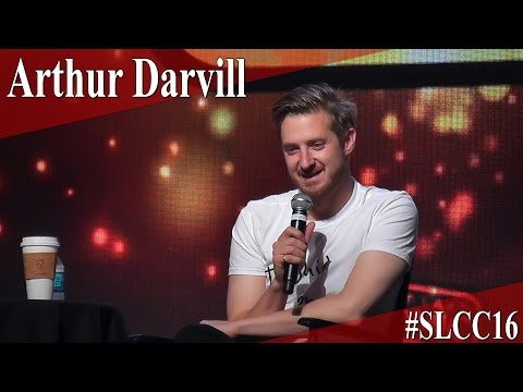 Arthur Darvill - Full Panel/Q&A - SLCC 2016