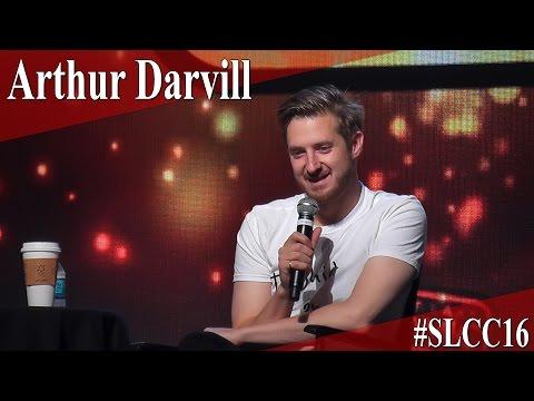 Arthur Darvill  Full PanelQ&A  SLCC 2016