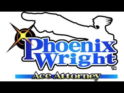 Questioning ~ Moderato 2001   Phoenix Wright  Ace Attorney Music Extended