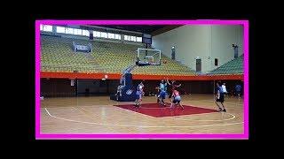 籃球錦標賽青少年組基隆開打 立委爭經費改善運動空間