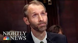 Donald Trump's Judicial Nominee Struggles To Answer Questions At Hearing | NBC Nightly News