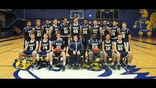 2016-17 Trinity College Men's Basketball Highlight Tape