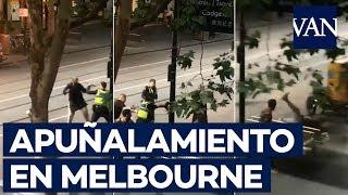 Apuñalamiento múltiple en Melbourne