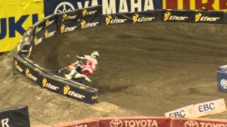 Supercross LIVE! 2014 - 2 Minutes on the Track - 250 Second Practice in Toronto