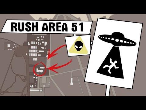 Зона 51 - ИДЕМ на ВОЙНУ! (Анимация)
