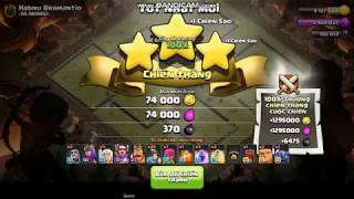 HOW TO 3 STAR ANY TH10 BASE | BEST WAR ATTACK STRATEGY 2019 | Clash of Clans Fc Quốc Oai