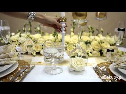 Ciekawe Pomysły Na świeczniki - Jak Dekorować Samemu Stół Na Przyjęcie?