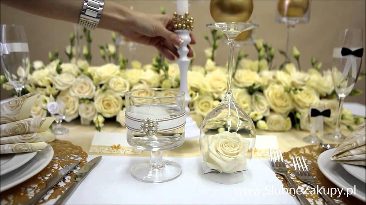 Ciekawe Pomysły Na świeczniki Jak Dekorować Samemu Stół Na Przyjęcie