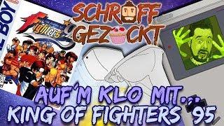 auf´m Klo mit...KING OF FIGHTERS ´95 (Game Boy Classic)   deutsch / german
