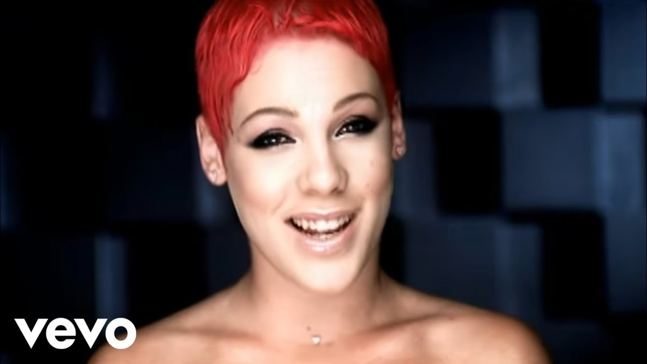 P nk There You Go Video Version