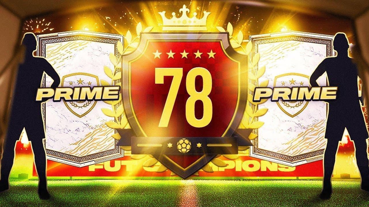 RECOMPENSES 78EME MONDIAL 11 JOUEURS TOTS 91 + & 1 PACK PRIME OU MOMENT !!