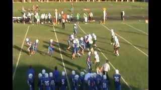 Draven Nevarez 8th grade Football