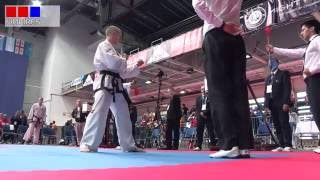 Power Breaking Senior Male - ITF World Cup 2016 - Budapest