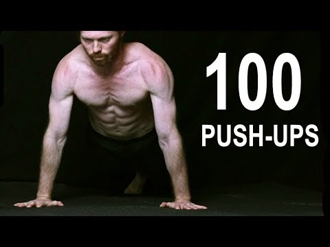 100 Push Ups A Day? Heres What Will Happen