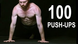 100 Push Ups A Day? Here