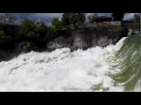 Spokane River Snow Melt