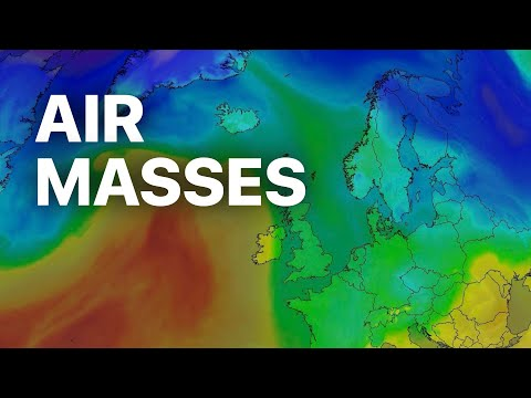 Air Masses Video