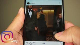 Beyonce Instagram likes be Like