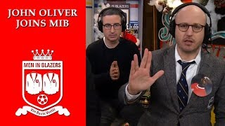 Men in Blazers: John Oliver talks Premier League storylines | NBC Sports