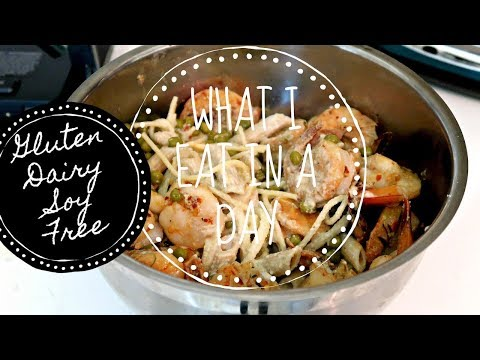 WHAT I EAT IN A DAY | Gluten, Dairy & Soy Free