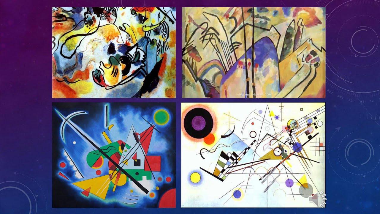 kandinsky paintings guggenheim - 1280×720