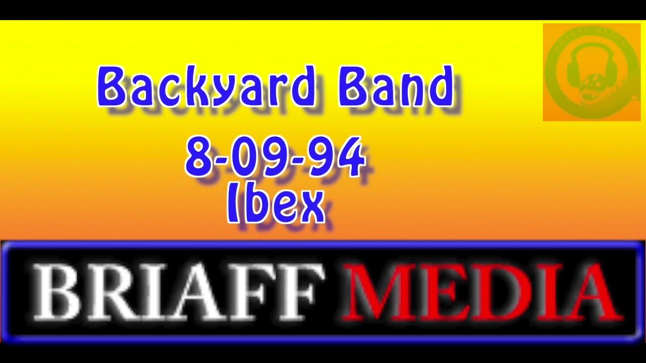 Backyard Band 8-09-94 Ibex - YouTube