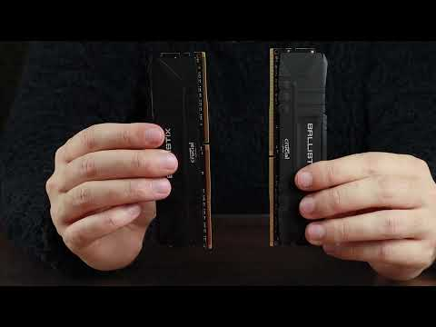 Оперативна пам'ять Crucial DDR4-3000 16384MB PC4-24000 (Kit of 2x8192) Ballistix Black (BL2K8G30C15U4B)