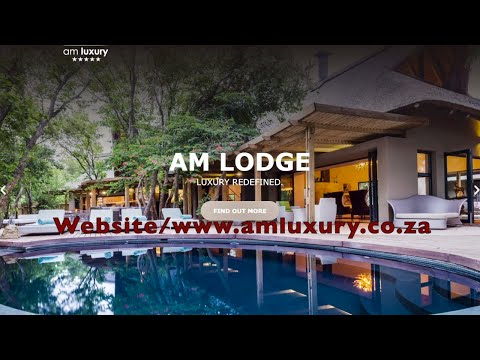 South Africa| Black owned luxury lodge in Limpopo Province to include Kruger National and Elephants
