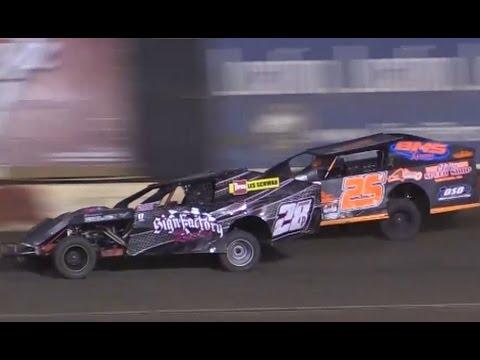 IMCA Modifieds - Perris Auto Speedway 9-10-16
