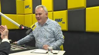 """Gliński o książkach Olgi Tokarczuk: Postaram się dokończyć. Czytałem """"Księgi Jakubowe"""""""