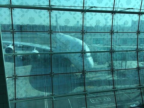 Dubai - Vienna special flight with Emirates A380