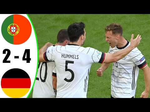 Download Portugal vs Germany 2-4 All Goals & Extended Highlights - 2021 HD