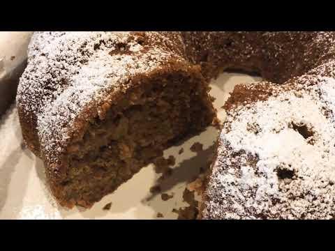 A Great Fall Recipe! Apple Nut Spiced Cake!