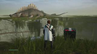Star Wars Jedi: Fallen Order - Great Divide: View Of Legendary Monster: Valor and Wisdom ll (2019)