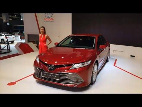 2019 New Toyota Camry Walkaround Review | Evomalaysia.com