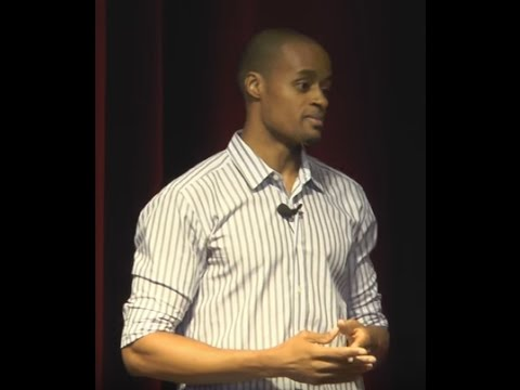 Showing Up When The Newness Wears Off: The 3rd Day   Dre Baldwin   TEDxWestBrowardHigh
