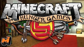 Minecraft: Hunger Games Survival w/ CaptainSparklez - KING OF THE HILL