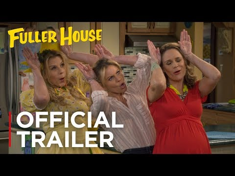 Fuller House: Season 4 | Official Trailer [HD] | Netflix