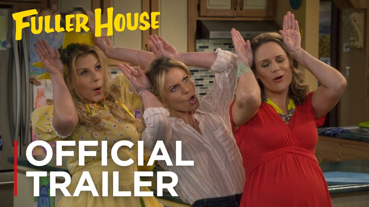 Fuller House: Season 4 | Official Trailer [HD] | Netflix