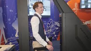 Медицинское оборудование на стенде АДАНИ на выставке тибо 2019
