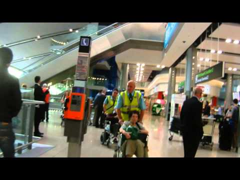 Dublin International Airport Terminal 1 & 2 - Ireland