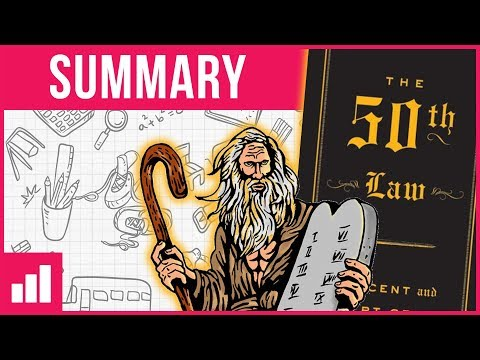 The 50th Law by Robert Greene and 50 Cent ► Book Summary