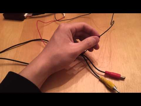 Backup Camera Easy Wiring BMW E46