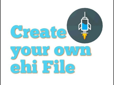 How to create ehi file for Http Injector full method