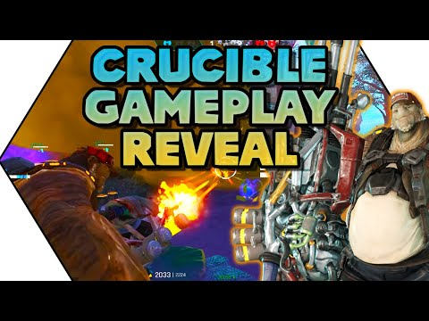 CRUCIBLE GAMEPLAY! Heart Of The Hives Full Match - EARL First Look #CruciblePartner