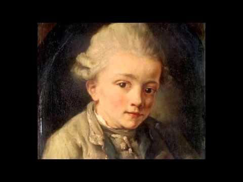 W. A. Mozart - KV 59 (C23.05) - Sonata For Keyboard & Violin In C Minor