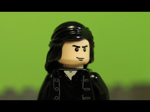 The Disaster Artist Teaser Trailer IN LEGO