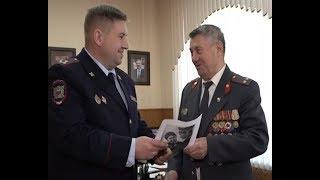 17 апреля День ветеранов органов внутренних дел и внутренних войск