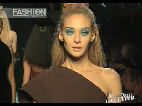 JEAN PAUL GAULTIER Fall Winter 1996 1997 Paris – Fashion Channel
